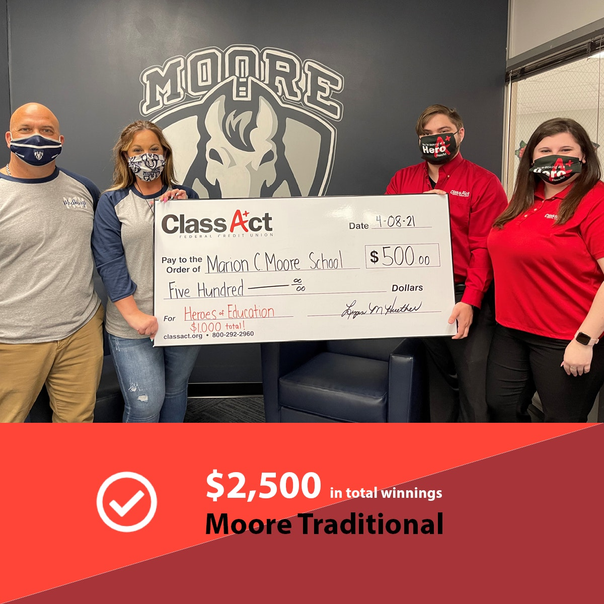 2500 Check Image Moore Traditional