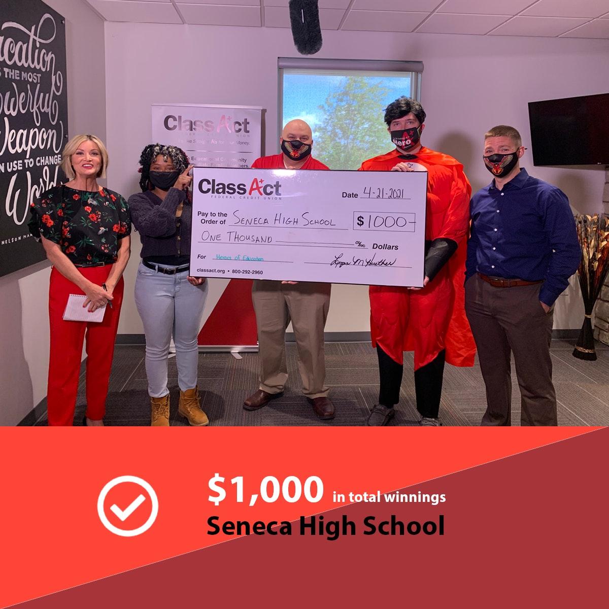 1000 Check Image Seneca High 2 0