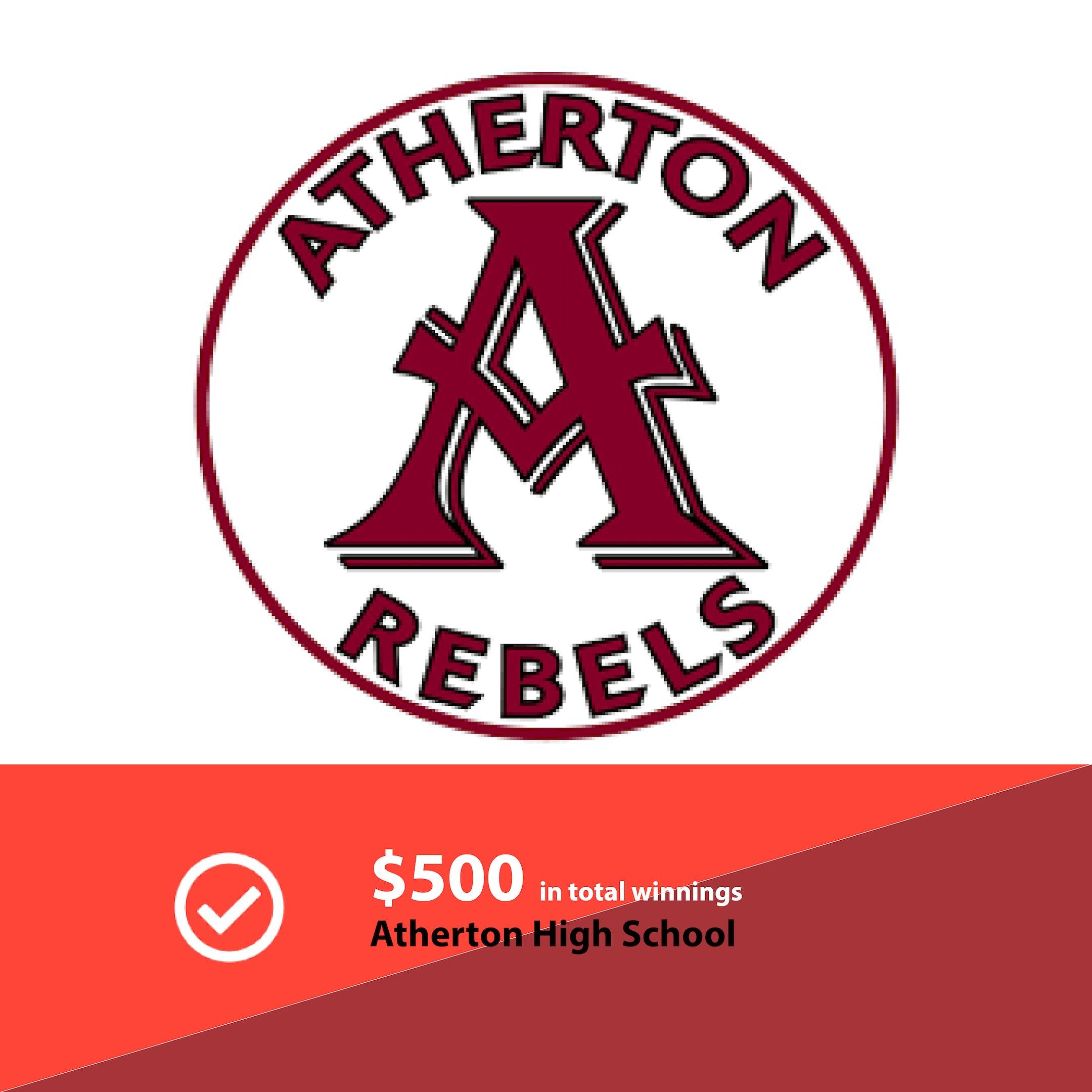 500 Check Image Atherton