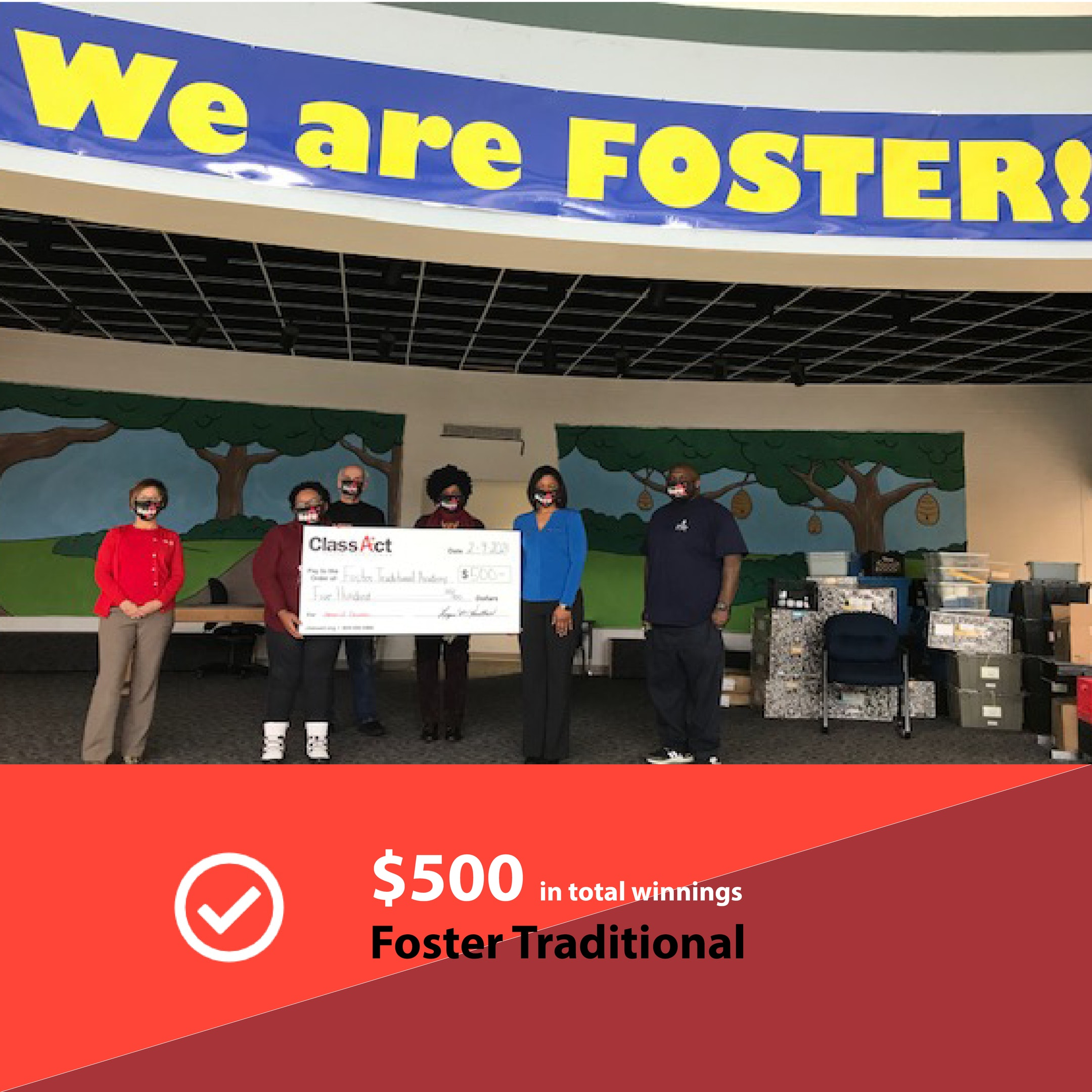 500 Check Image Foster