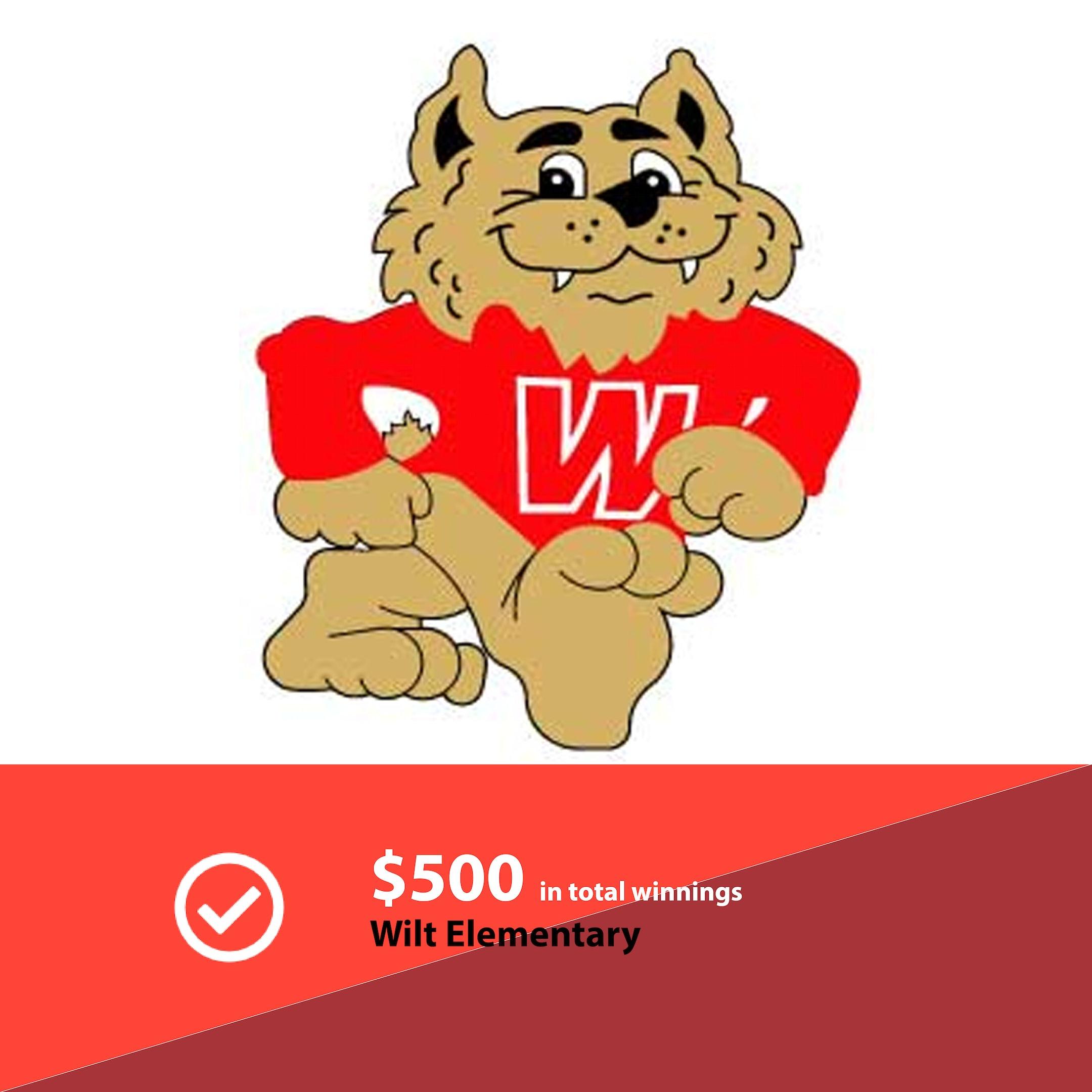 500 Check Image Wilt
